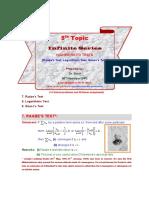 L5-Higher Ratio Tests