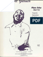 Erroll Garner - Piano Solos Book2