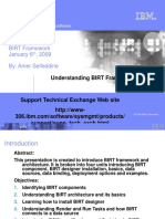 BIRT Framework