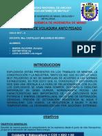Exposicion Anfo Pesado