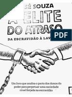 A Elite Do Atraso - Jessé Souza