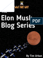 Wait but Why - The Elon Musk Blog Series