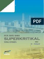 PLTU Batubara Superkritikal Yang Efisien