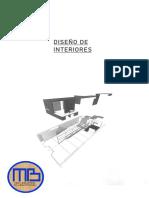 Diseño de interiores 1 - Estrategias y planificacion de espacios - MEGA BIBLIOTECA - MB.pdf