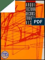 Arquitetura Deconstructivista - MEGA BIBLIOTECA - MB