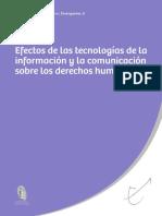 Efectos de las TICs sobre los Derechos Humanos.pdf