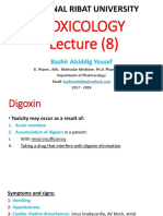 Toxicology Lecture (8)