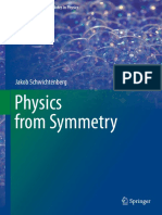 (Undergraduate Lecture Notes in Physics) Jakob Schwichtenberg (auth.)-Physics from Symmetry-Springer International Publishing (2015).pdf