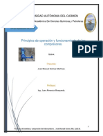 4ta Actividad Principios de Funcionamiento de Los Compresores