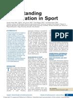 Understanding Deceleration in Sport
