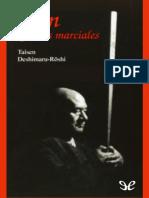 Deshimaru, Taisen - Zen y Artes Marciales [40368] (r1.0 Antbae)