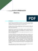 moderacion efectiva