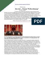 Pierre Hillard - Die Geschichte Der Neuen Weltordnung - 2013 - Voltairenet.org
