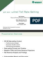 State Transportation Commission 99 tunnel slide deck