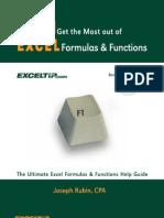Excel Formulas Tips