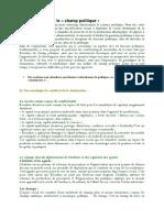 Pierre Bourdieu Et Le