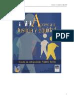 Justicia y Equidad