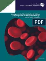 SDCEP Anticoagulants Guidance