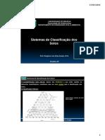 Capitulo 05 - Sistemas de Classificação Dos Solos - Colorido