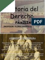 Historia Del Derecho Familiar