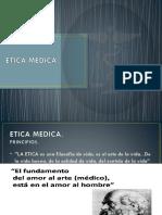 Fundamentos de La Etica medica