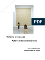 Introduccion Arte Contemporaneo