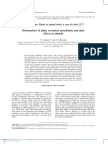 Biochemistry of Plant Secondary Metabolites and Their
