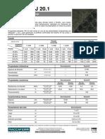 Br 2010 - Esp. Técnica MacDrain J 20.1