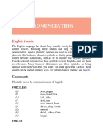 Correct Your English Errors - Pronunciation