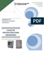 Especificaciones Cajas de Protección Final