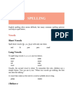 Pages From Correct Your English Errors - Spelling