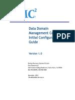 DDMC Configuration