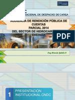 CNDC - Sector de Hidrocarburos y Energia