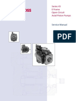 SAUER DANFOSS Series 45 E Frame Open Circuit Axial Piston Pumps Service IOM FOR TOLKO.pdf
