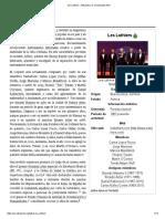 Les Luthiers - Wikipedia, La Enciclopedia Libre