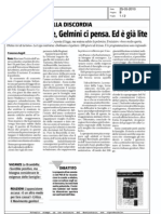 GIORNALE 100525 Gelmini