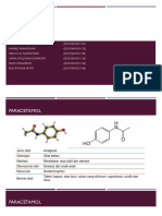 Ppt Toksikologi Keracunan Paracetamol Farmasi c 2015