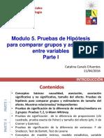 Diapositivas Modulo 5. Parte I