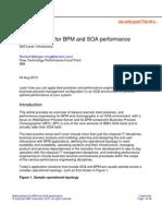 BPM & SOA Performance_Best Practices