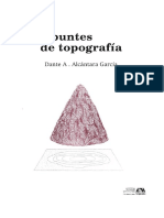 Apuntes completos de Topografia Universidad Autonoma Metropolitana CDMX
