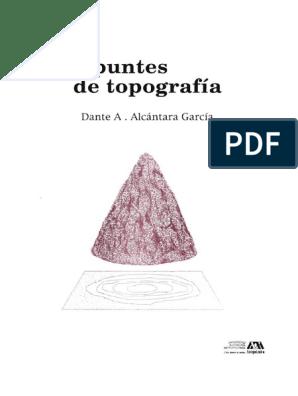 Nyc Ps20m Subway Map.Apuntes Completos De Topografia Universidad Autonoma Metropolitana