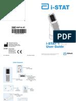 Abbott IStat 1 - User Guide