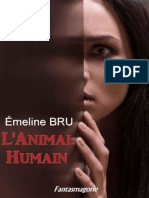 Meline Bru - L Animal Humain