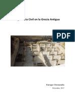 Ingeniería Civil en La Grecia Antigua - Enrique Oromendía