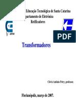 Aula 10 Transformadores