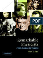 Remarkable Physicists From Gal