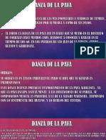 Danza de La Pava