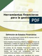 herramientas financieras ´para la gestion