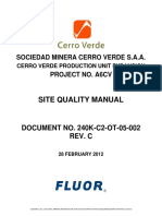 Manual de Calidad - Fluor