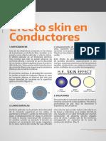Efecto Skin Conductores